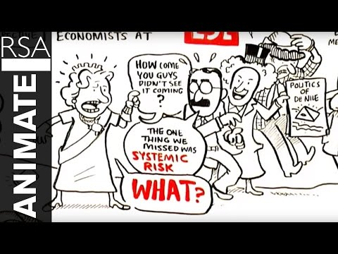 RSA Animate – Crises of Capitalism