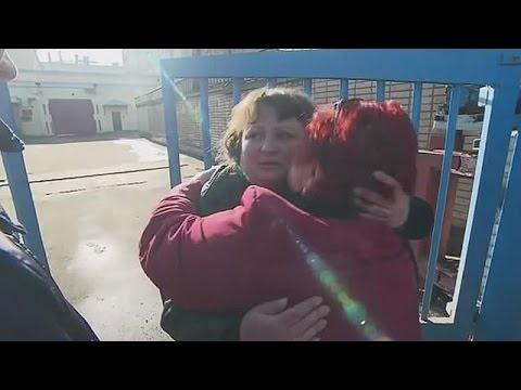 Ρωσία: Αποφυλακίστηκε η Αξάνα Σεβαστίδη