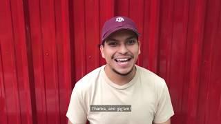 Meet the Regents' Scholars: Uriel Hernandez '23