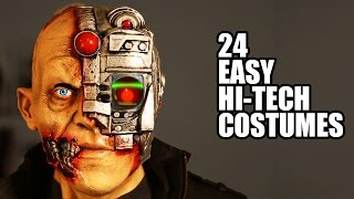 24 EASY Hi-Tech Halloween Costumes for 2014
