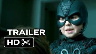 Antboy Official Theatrical Trailer #1 (2013) - Danish Superhero Movie HD
