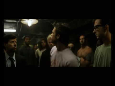 fight club - trailer