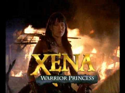 Xena Warrior Princess - 01 - Main Title (Theme) and Intro HQ
