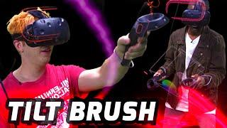VR TILT BRUSH PICTIONARY (Bonus) by Smosh Games