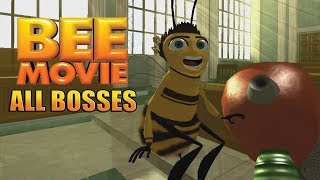 Bee Movie All Bosses / All Boss Battles ( Movie Game )►All Bosses Playlist: https://www.youtube.com/playlist?list=PLjen7U7PlzEpYtKtASJ6cff8fPqBH_oL7►All Bosses in order:00:00 - Hector04:03 - Freddy07:45 - Ken15:53 - Layton T. Montgomery ( Final Boss )22:54 - Ending►Twitter : https://twitter.com/Xcagegame►Future Walkthroughs / Gameplays: http://goo.gl/wCvNro►Nintendo ID/ PSN / Xbox Live: Cageccc /Switch: SW-1782-6512-8513► No Commentary Gameplay Walkthrough by Xcagegame►Game Informations :