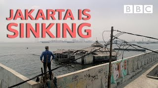 Jakarta is sinking! – Equator from the Air