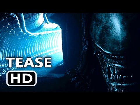 ALIEN COVENANT Teaser TRAILER (Ridley Scott SCIENCE FICTION Movie)