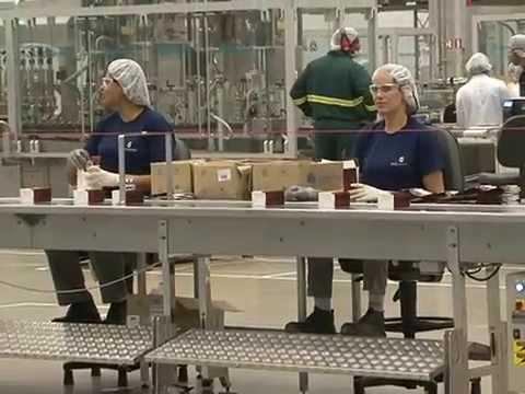 Grupo Boticário inaugurou fábrica em Camaçari