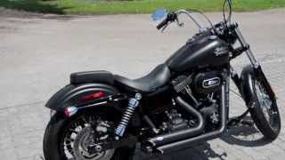 9. 2013 Harley Street Bob Review