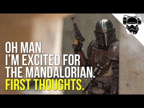 THE MANDALORIAN | First Thoughts | Star Wars Celebration Panel & Sizzle Reel