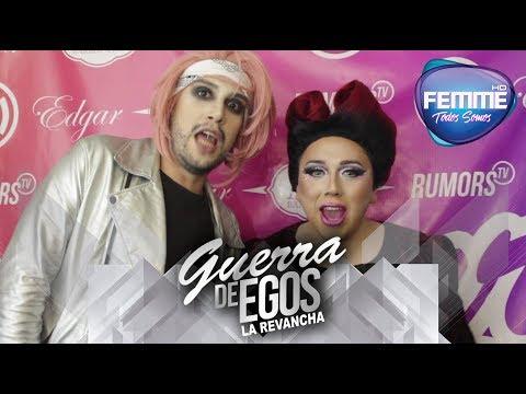 Backstage 05 | Guerra de Egos: La Revancha | Canal Femme