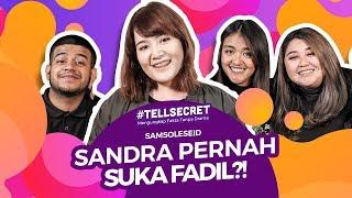 Video Pengakuan Sandra Pernah Suka Sama Fadil #TellSecret MP3, 3GP, MP4, WEBM, AVI, FLV Januari 2019