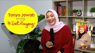 Download Video Tanya Jawab (Q&A) tentang #DietKenyang bersama Dewi Hughes : Episode 47 MP3 3GP MP4