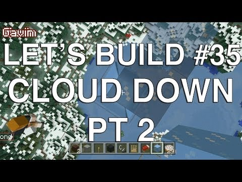 let's - Geoff, Gavin, and Ryan are back with the second part of Let's Build in Minecraft - Cloud Down. RT Store: http://roosterteeth.com/store/ Rooster Teeth: http:/...