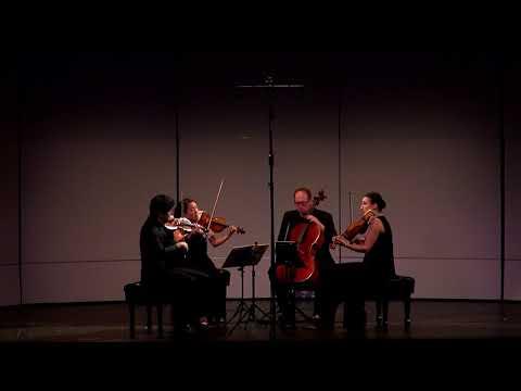 See video  Joseph Haydn- String Quartet No 36 in B flat Major, Op 50, No 1