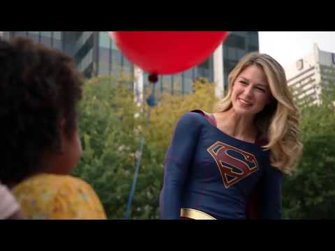 Supergirl Season 4 Episode 1 (American Alien) in Hindi