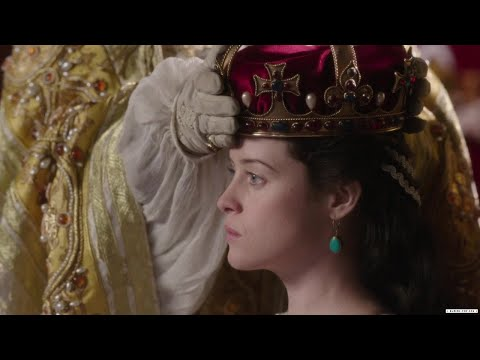 Claire Foy - The Coronation of Anne Boleyn - God Save The Queen - Wolf Hall.