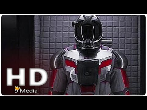 AVENGERS 4 Leak | Quantum Realm Suits (2019) Marvel Superhero Movie HD