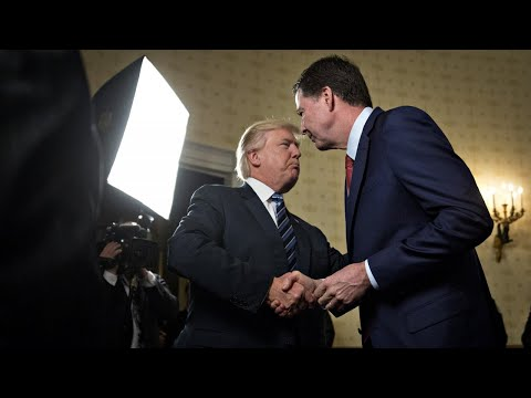 Comey: Trump is 'morally unfit' to be president