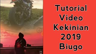 Tutorial membuat video kekinian 2019 di android - biugo & viva video pro