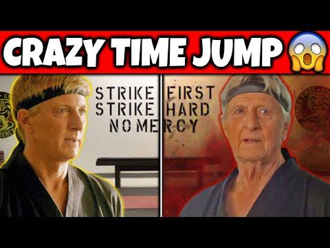 Cobra Kai Time Jump Season 3