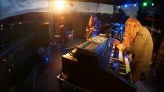 Video PEACOCK BALL - Save the Sun (live in Urpín fest 2014)