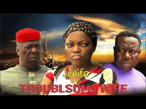 JENIFA THE TROUBLESOME WIFE PART 1-TRENDING MOVIE COMEDY