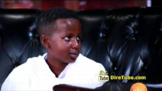 Talented 12 Years Old Actor Eyob Dawit on Seifu Fantahun Show