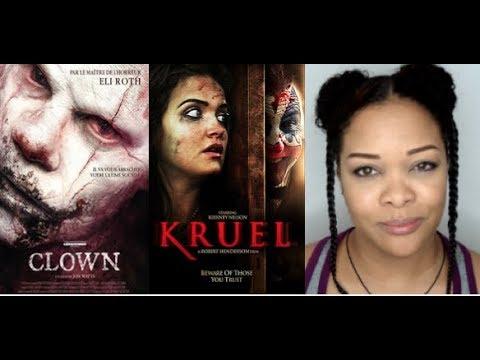 Clown 2014 | Kruel 2015 | Horror Movie Review
