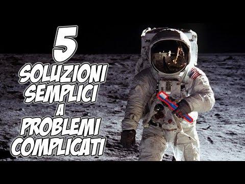 5 soluzioni semplici a problemi complicati