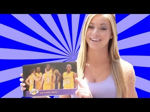 Lakers Tickets Prank –Hot Girls Get Away With Sh*t!
