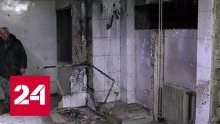 """Взрыв в Дамаске: ребенка использовали """"вслепую"""""""
