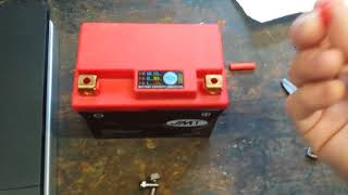 8. MY2018 Beta 300RR Battery Weight and Trick Episode 3