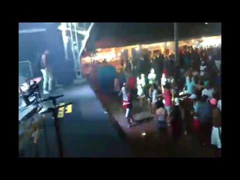 Maderada do arrocha no carnaval 2008 em Alvorada do Norte-Go