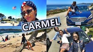 Este é mais um vídeo do meu diário de viagem para a Califórnia. Nele eu mostro a cidade de Carmel (localizada a 150 km ao sul de San Francisco) e alguns de seus pontos turísticos. Bora ver?ONDE ME ENCONTRAR:INSTAGRAM: instagram.com/flaviamtorresTWITTER: twitter.com/AchadosePerdid3FACEBOOK: facebook.com/blogachadoseperdidos