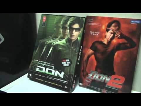 Video Shahrukh Khan Don 2 DVD Unboxing, Thoughts, and Review download in MP3, 3GP, MP4, WEBM, AVI, FLV January 2017