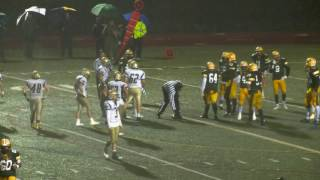 Full game: Notre Dame-West Haven 44, New London 7