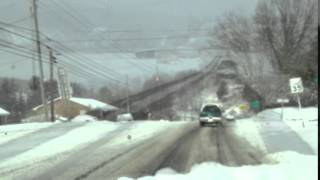 Jefferson (NC) United States  city photos : drive into Jefferson Nc 2/24/15