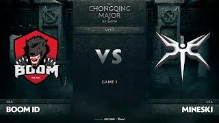 Boom ID vs Mineski, Game 1, SEA Qualifiers The Chongqing Major