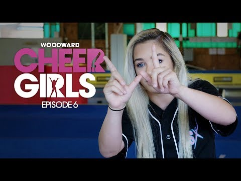 Crush The Competition - EP6 - Woodward Cheer Girls Season 3