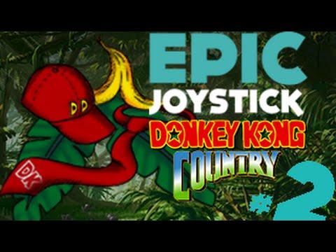comment diddy kong peut monter sur le dos de donkey kong