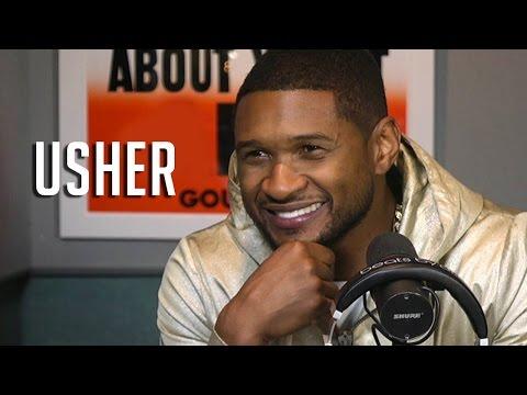 @Usher talks Ex wife, @JustinBieber, @AugustAlsina + @ChrisBrown Dance Off?