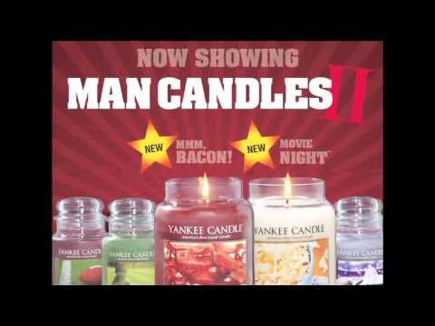 Yankee Candle   Man Candles II Collection | Available Now