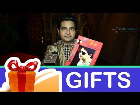 Karan Mehra's Birthday Gift Segment