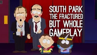 South Park The Fractured But Whole Gameplay: Let's Play South Park The Fractured But Whole