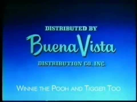 Buena Vista Distribution Logos