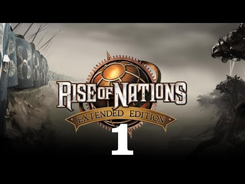 Обзор Rise of Nations Extended Edition