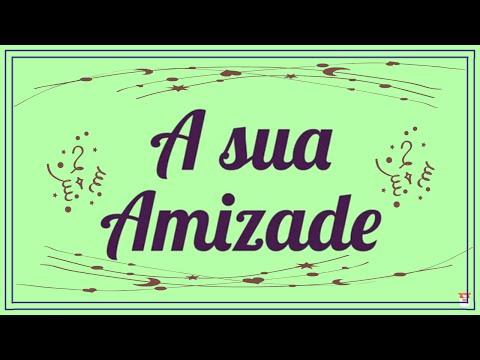 Frases de amizade - MENSAGEM DE AMIZADE  #A sua amizade conquistou um espaço exclusivo no meu coração#