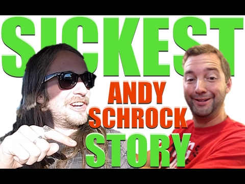 SICKEST ANDY SCHROCK STORY!  MAXX MAYBERRY INTERVIEW