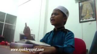 Video Suaramu Benar Benar Dari Sorga Syekh Rasyid... MP3, 3GP, MP4, WEBM, AVI, FLV November 2018